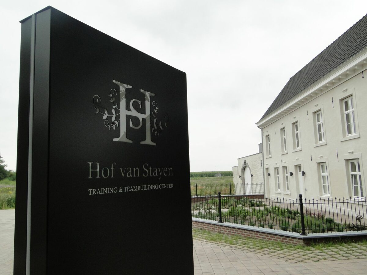 Hof van Stayen Training & Teambuilding Center