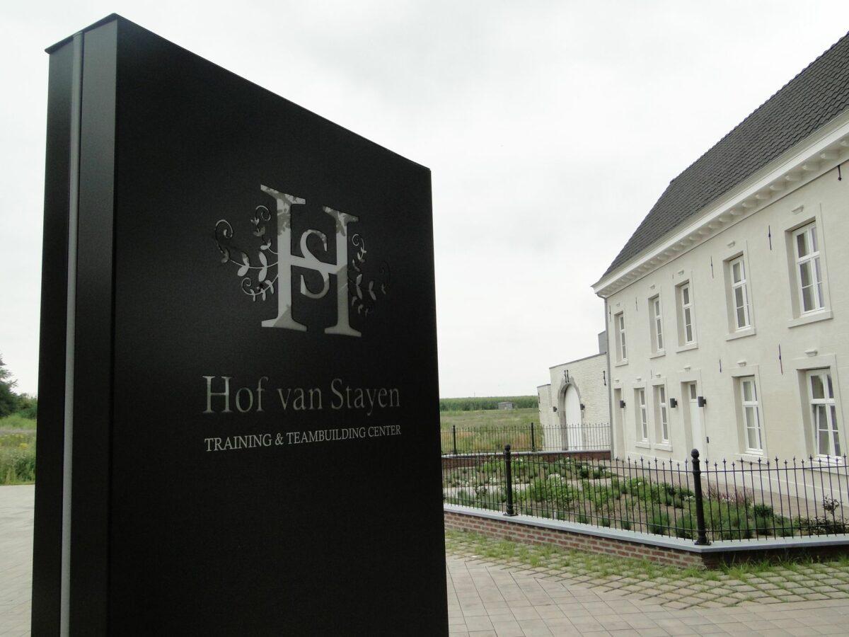 Hof van Stayen Training & Team Building Center