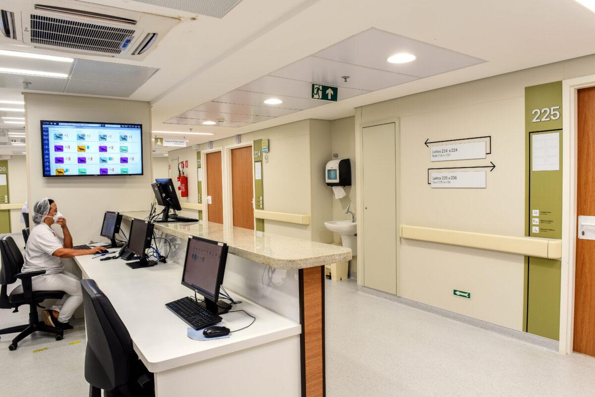 Hospital Cardio Pulmonar